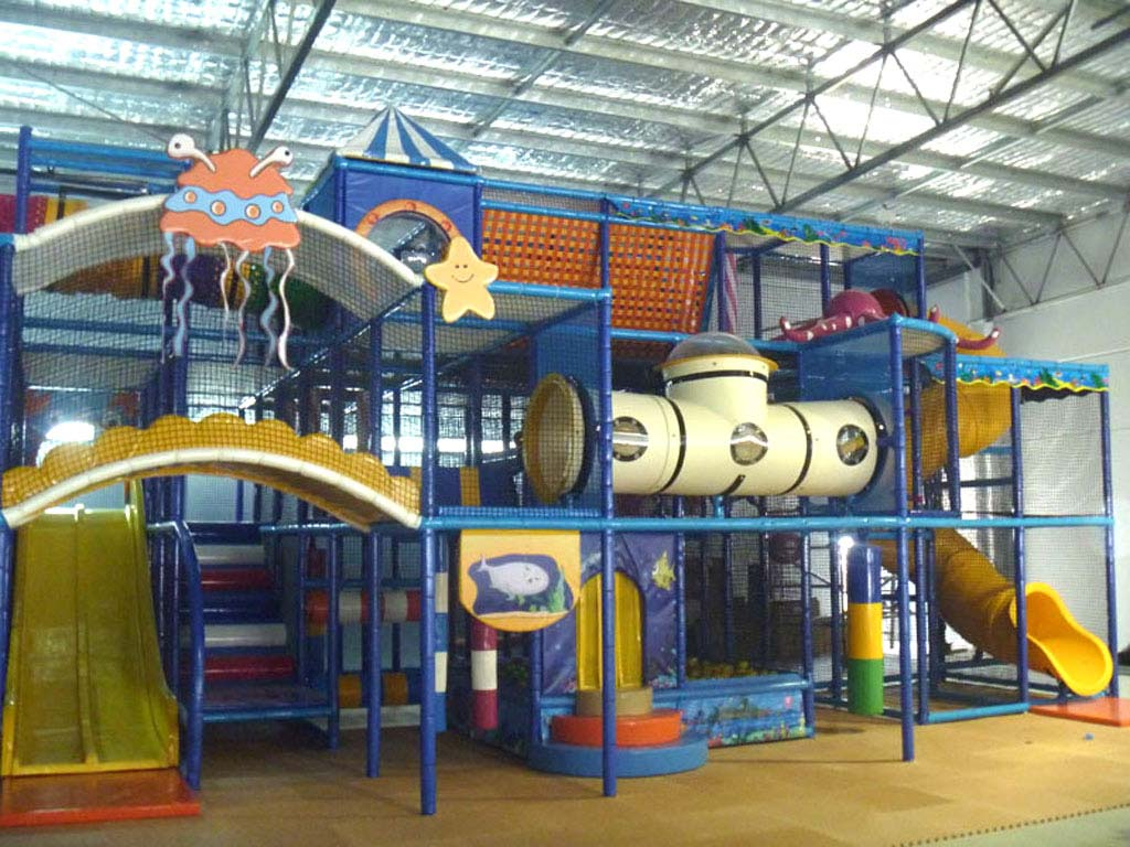 Water Themed Designs for Water playground
