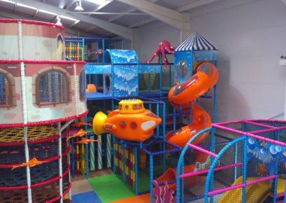 Leisure center Brean – Shefield –UK
