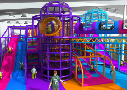 A World of Fun – Kids Indoor Trampoline Park