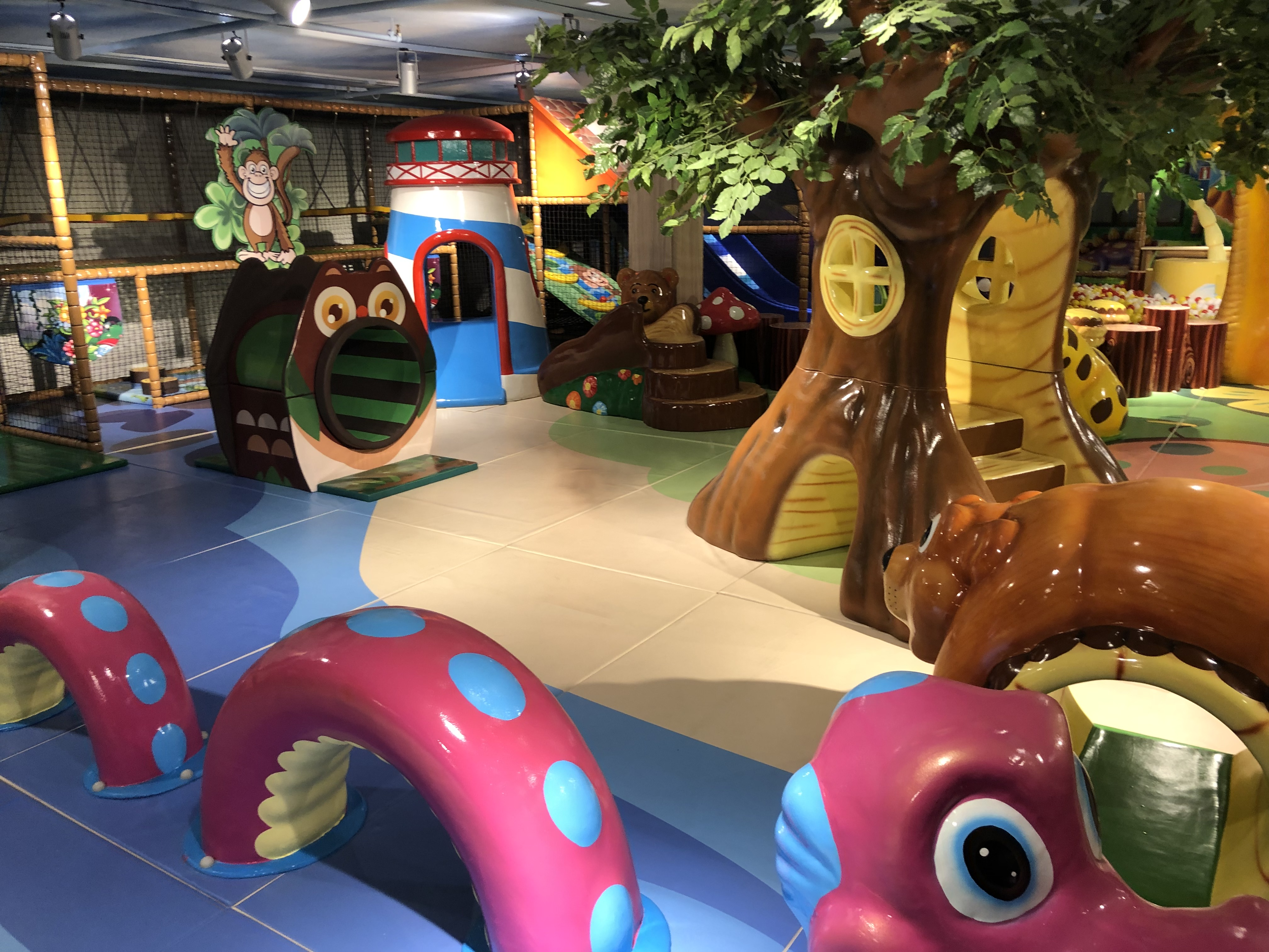 Designs for Themed playgrounds